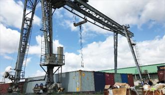 Local logistics in Mongolia