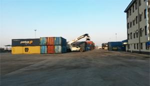 Local logistics in Uzbekistan