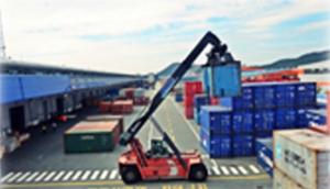 Export cargo processing